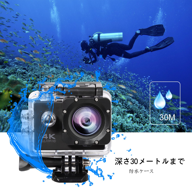 COOCHEER アクションカメラ