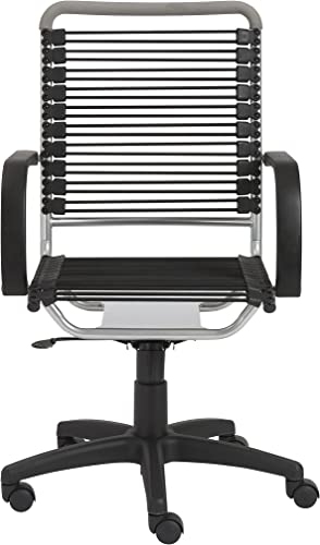 Eur Style Bungie High Back Adjustable Office Chair