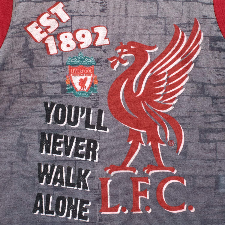 Liverpool FC Pijama para Niños Football Club: Amazon.es: Ropa y accesorios