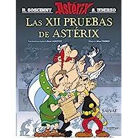 Las XII pruebas de Astérix. Edición 2016 (Castellano