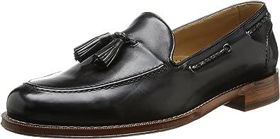 Brady Belgian Tassel Slip-On Loafer