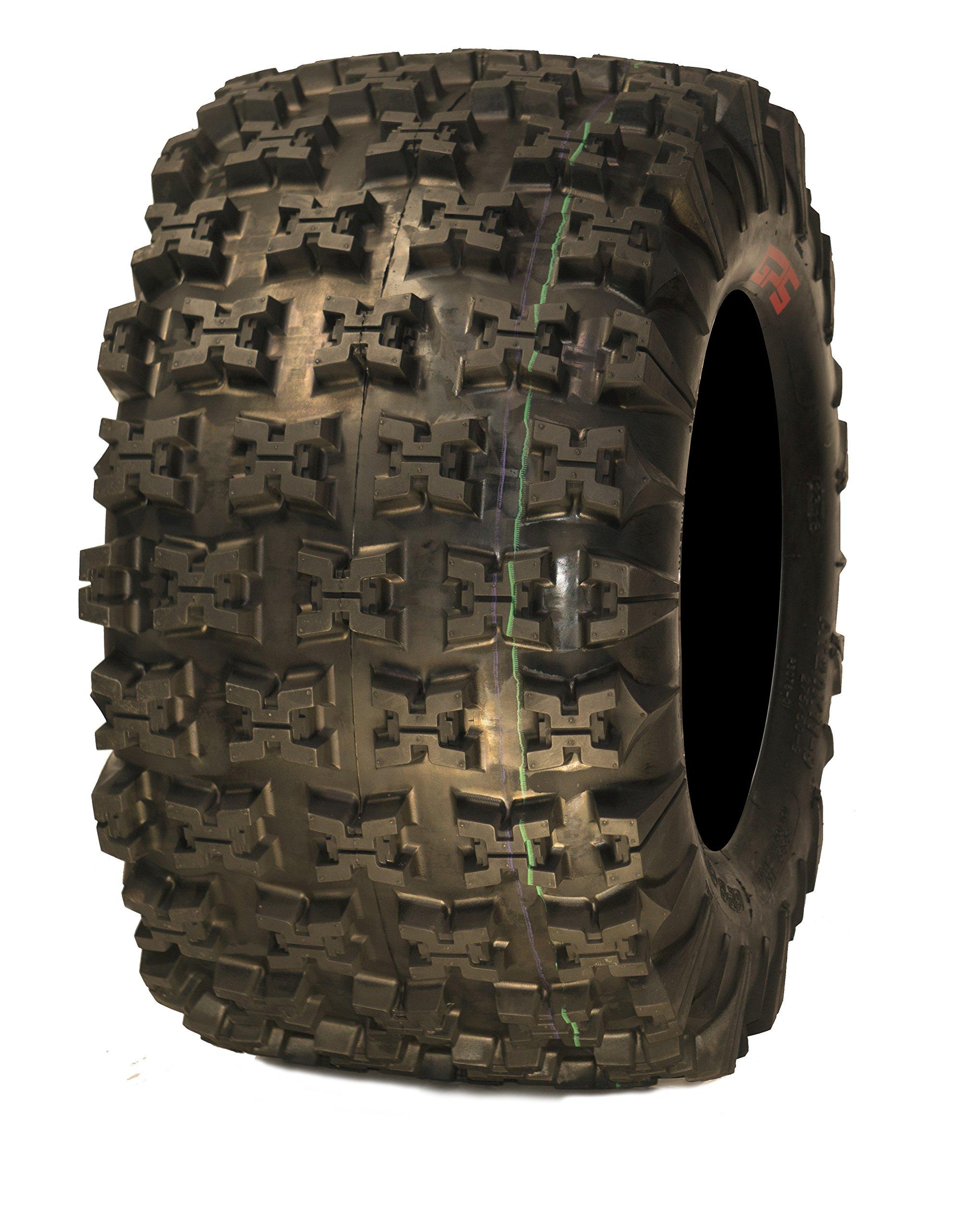 20x11-9 GPS Gravity 655 Atv Rear Tire, 6 Ply, Durable Sport Tire, XC, GNCC