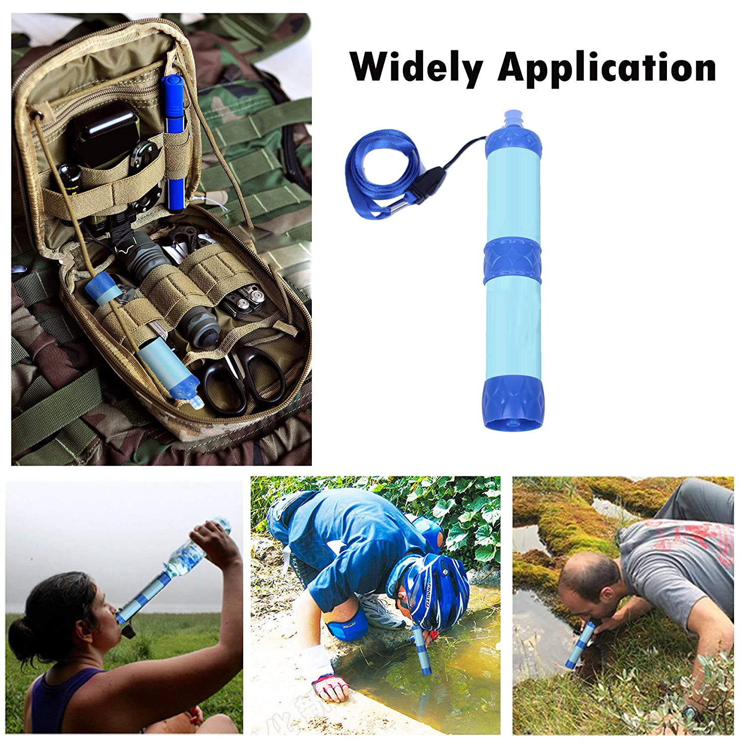 Tactical IFAK,MOLLE Admin Pouch-Mylar Blanket-5 In 1 Bracelet and Military Multitool Kit TOUROAM Adventure Survival Kit SOS First Aid Emergency Kit