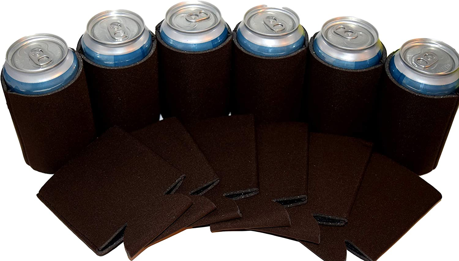 Koozies Personalized Funny Set Of 6 Coolies Can Coolers