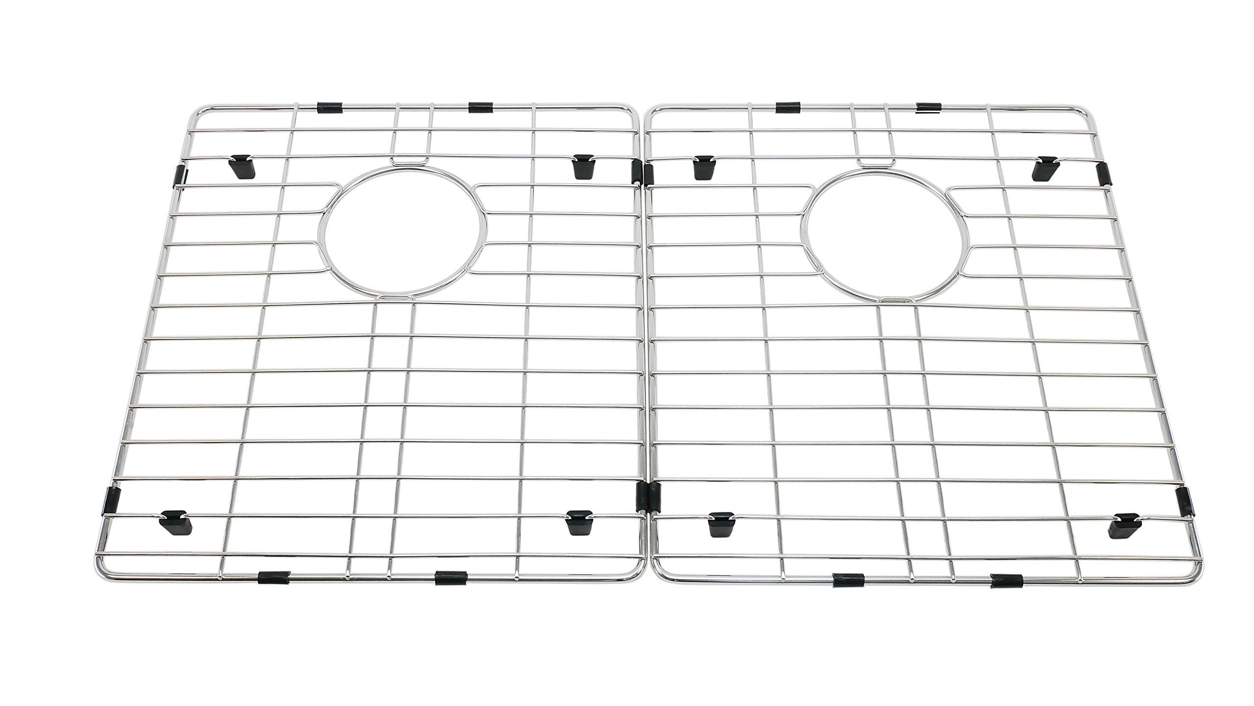 Auric Sink Grids for 36'' 5050 Double Bowl Sinks, BGFA-36-5050