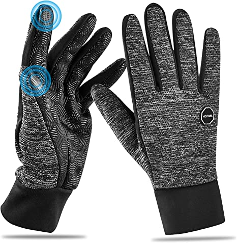 Touchscreen Running Gloves Unisex Outdoor Sports Driving Cycling Windproof Warm