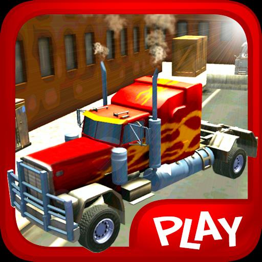 Truck Parking 3D Simulator (Parking 3d Truck)
