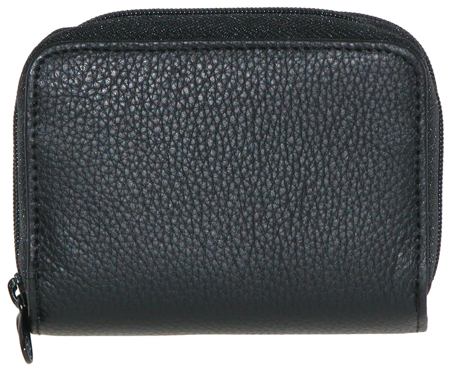 Buxton Wizard Wallet for Women (Black),One Size