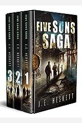 Five Suns Saga Box Set: The Complete Post-Apocalyptic Thriller Kindle Edition