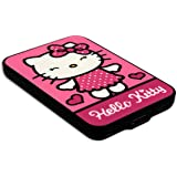 Hello Kitty Power Bank Battery Charger 5000 mAH with USB to Micro USB Cable for Smartphone and Tablets