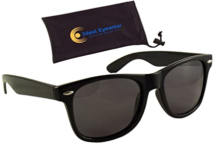 a4eb1890a1 Image Unavailable. Image not available for. Color  Polarized Floating  Wayfarer Sunglasses ...