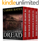 Haunted House Dread: 4 Book Haunted House Box Set