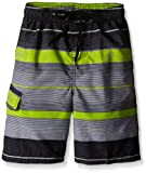 Amazon Price History for:Kanu Surf Boys' Specter Stripe Swim Trunk