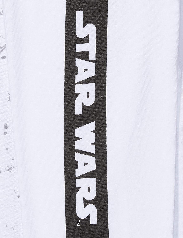 Star Wars Jungen Mazedonien Langarmshirt erPack 3
