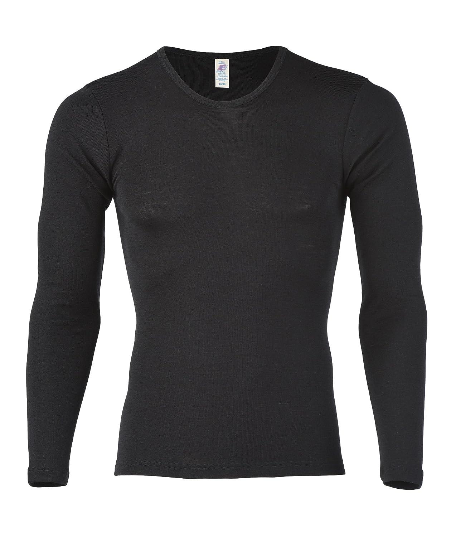 EcoAble Apparel UNDERWEAR メンズ B079SZL1SC EU 50-52 / Large|ブラック ブラック EU 50-52 / Large