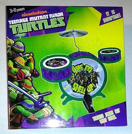 Amazon.com: Teenage Mutant Ninja Turtles Conjunto de carga ...
