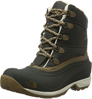 3a24729ed30 THE NORTH FACE Women's Chilkat III Removable Boots - Cub Brown/Dark ...