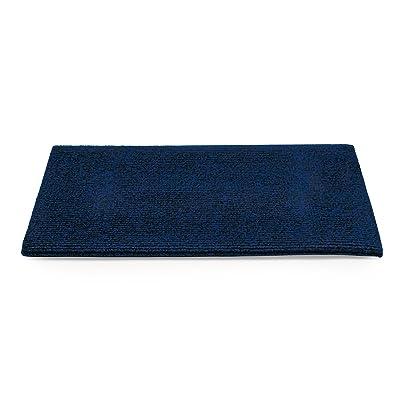 "Camco 42905 Blue Premium Wrap Around RV Step Rug (100% Polyester (17.5"" x 18"")): Automotive"