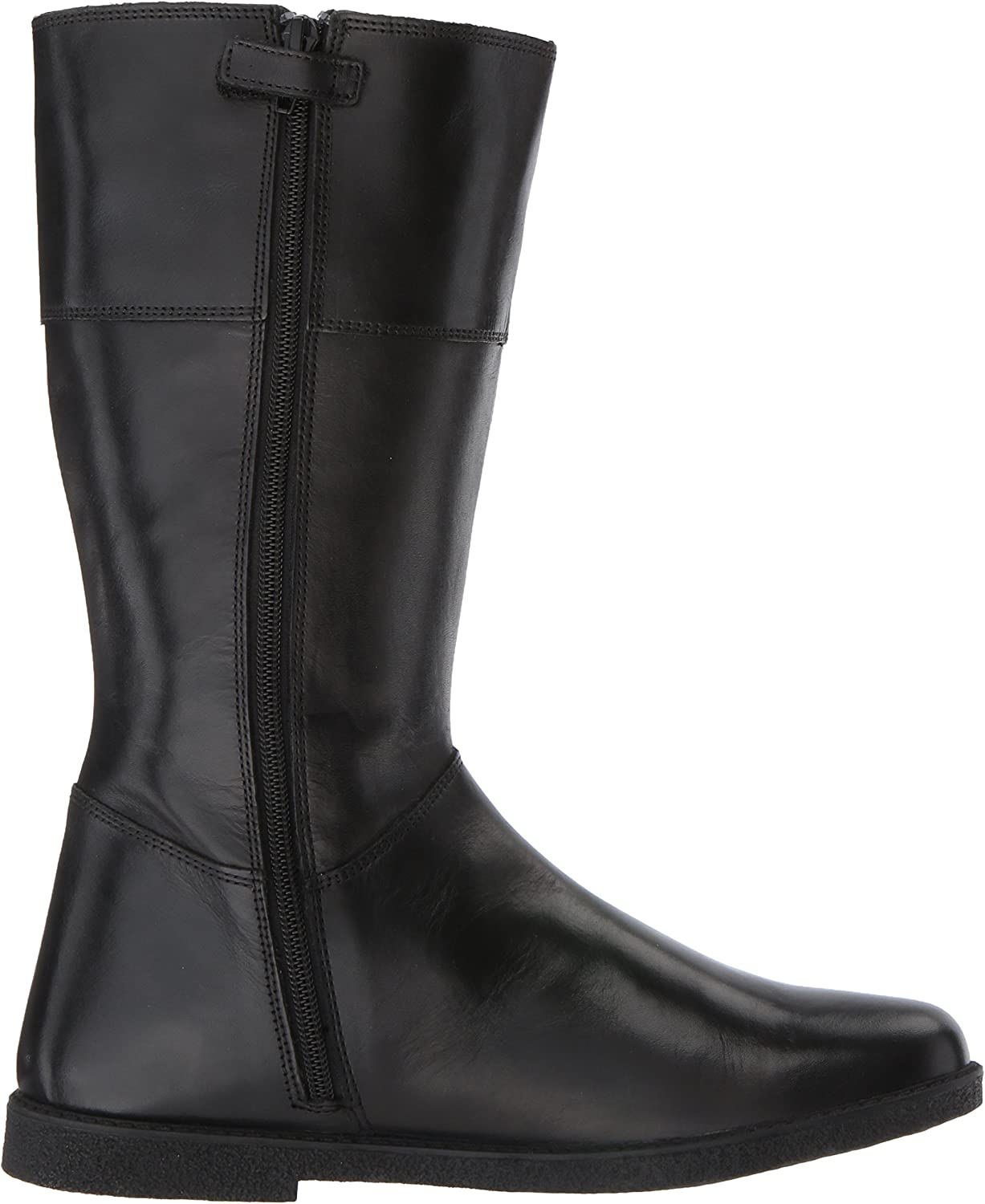 Geox Shawntel Girl 4 Knee High Boot 9 US Black 26 M EU Toddler