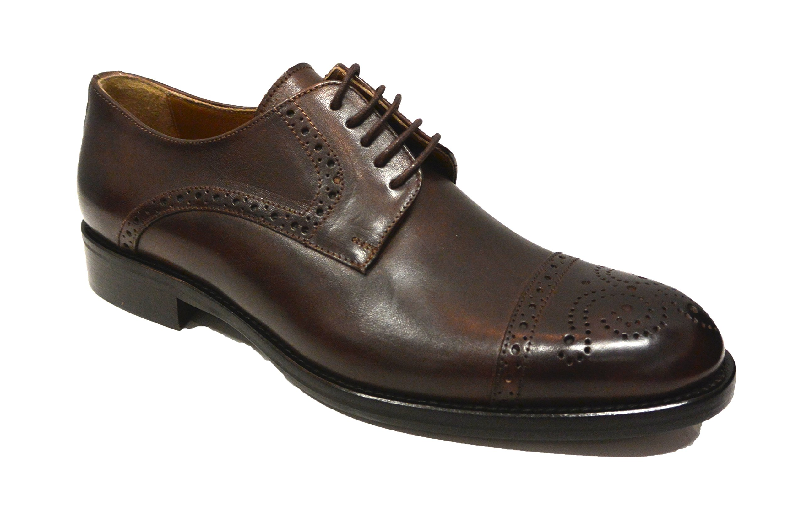 Kenneth Cole New York Men's Travel Agent Oxford, Brown, 9 M US by Kenneth Cole New York
