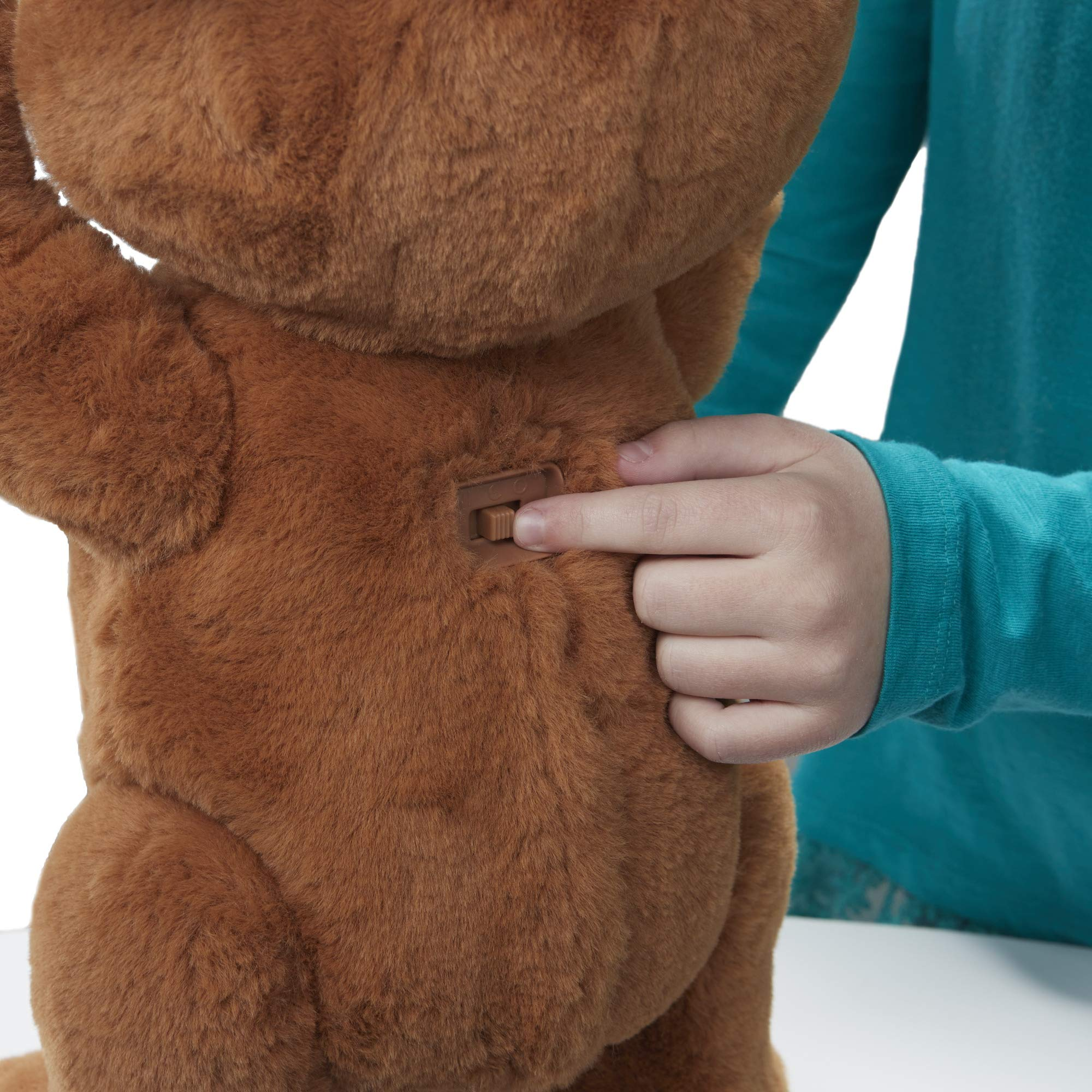 FurReal Cubby, The Curious Bear Interactive Plush Toy, Ages 4 and Up by FurReal (Image #6)