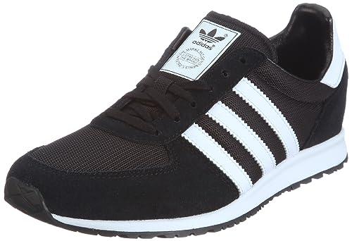 buy popular 1a21a 5a75f adidas Adistar Racer - Zapatillas Hombre, Black, 43 13 Amazon.es Zapatos  y complementos