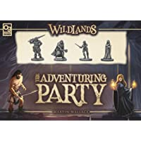1st Edition Wildlands The Adventuring Party Expansion