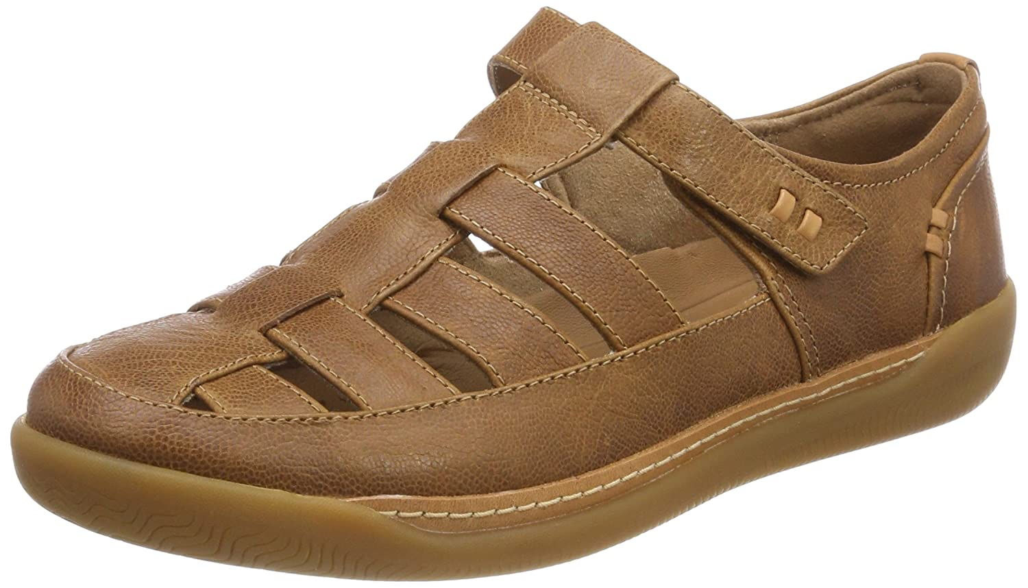 Clarks - Un casual Haven Chaussures Cove - Un Chaussures casual - Femme Brun (Dark Tan Lea) cf8a60c - automatisms.space