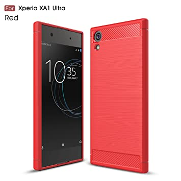 COVO® Funda Sony Xperia XA1 Ultra Funda,Cubierta Ultra ...