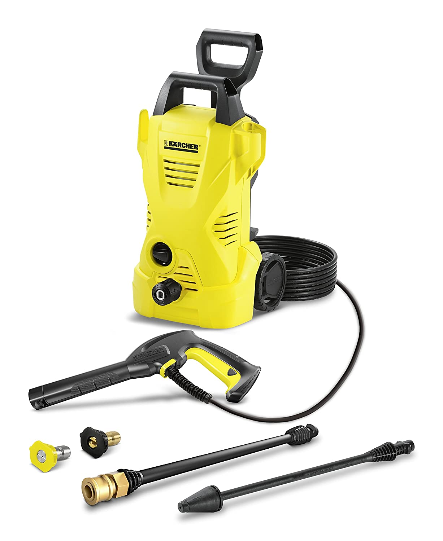 amazon com karcher k2 universal 1600 psi 1 25 gpm electric power