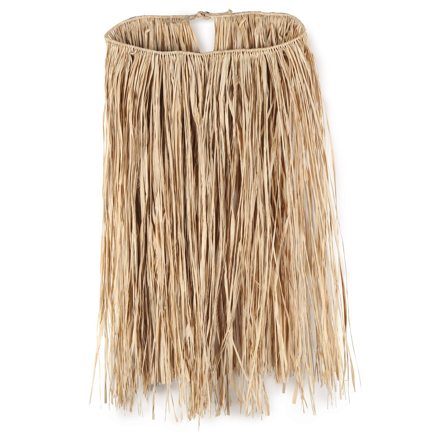 Beistle 50431-N Child Raffia Hula Skirt for Party, 22 by 20-Inch