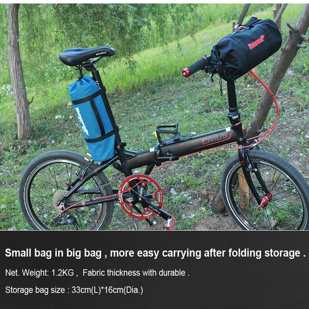 Amazon.com: CamGo - Bolsa de transporte para bicicleta ...