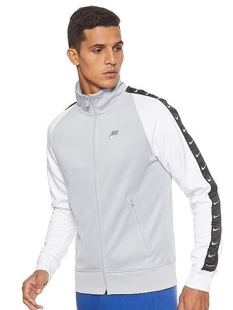 Nike M NSW Hbr Jkt PK Stmt, Giacca Sportiva Uomo: Sport e