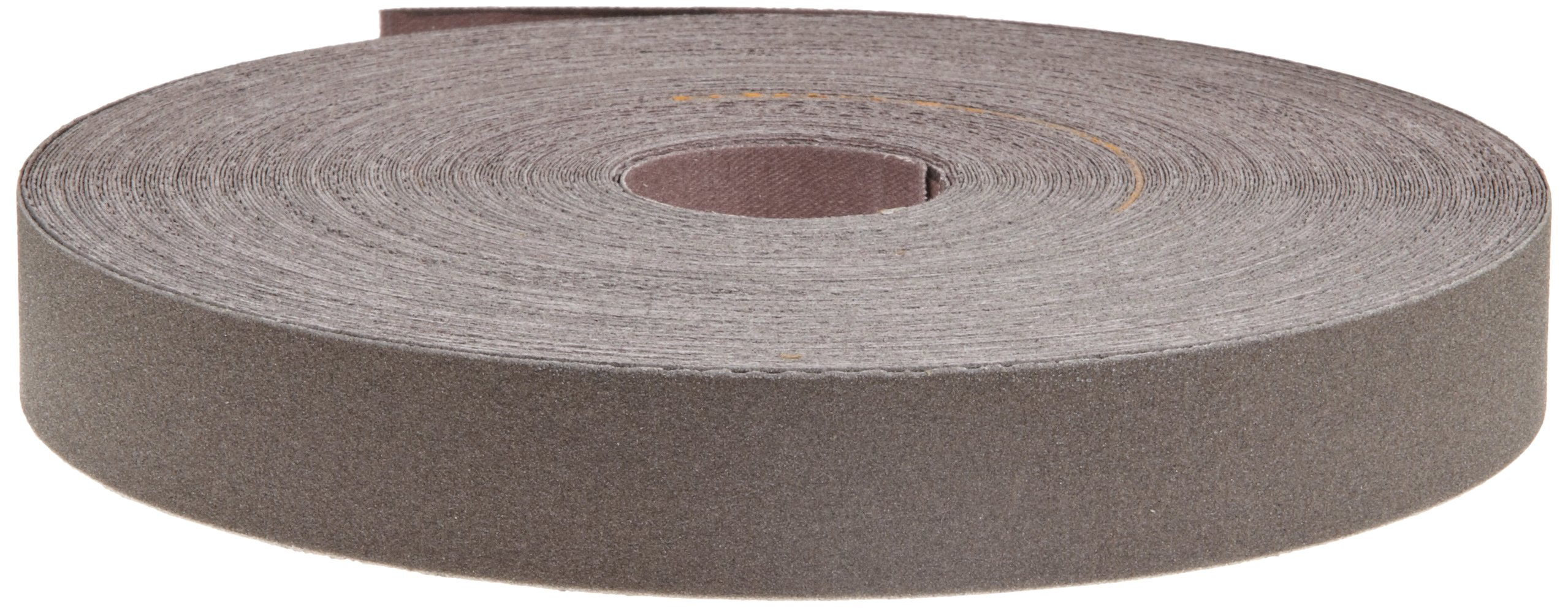 3M Utility Cloth Roll 211K, Aluminum Oxide, 1'' Width x 50yd Length, 180 Grit (Pack of 1)