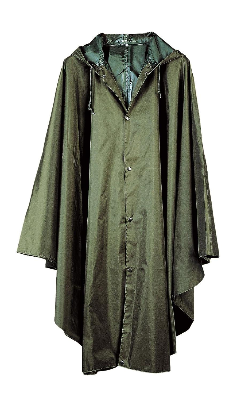 Baleno Men's Tornado Rain Poncho 2XL/3XL 1463 grün