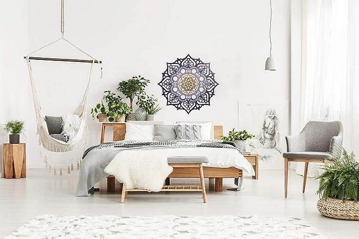 Amazon Com Mandala Wall Hanging Ethnic New Home Decor Purple