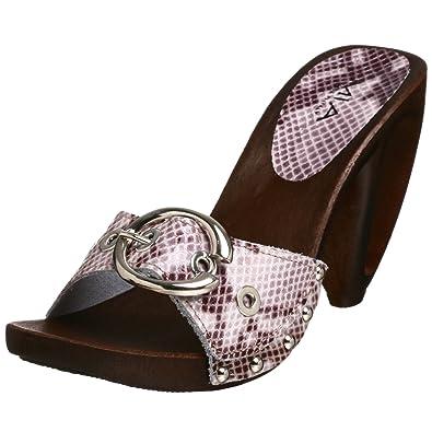06965789e62 MIA Women s Candi Wood Heel