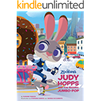 Zootopia: Judy Hopps and the Missing Jumbo-Pop (Disney Picture Book (ebook))