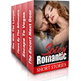 "(Spicy Romance 5 Book BOX SET) ""The Escort Next Door"" & ""Escape To Vegas"" & ""Flown By The Billionaire"" & ""Loving The Lawyer"""