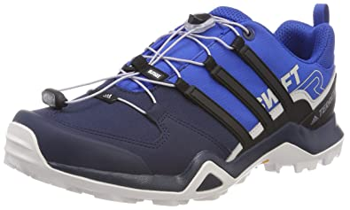 38d3173482c4 adidas Men s Terrex Swift R2 Low Rise Hiking Shoes  Amazon.co.uk ...