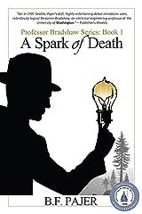 A Spark of Death: Professor Bradshaw Series: Book 1 (Professor Bradshaw Mysteries)
