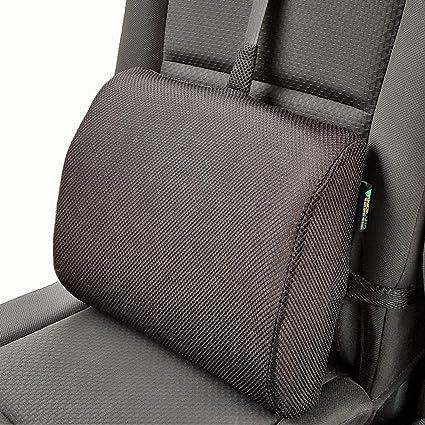 Cojín lumbar con Memory Foam de BackCares - La mejor almohada con soporte lumbar para la