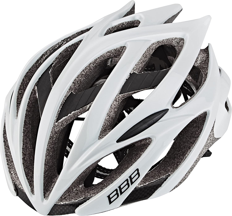 BBB Falcon BHE-01 Helmet Weiß Kopfumfang 58-62 cm 2018 Fahrradhelm