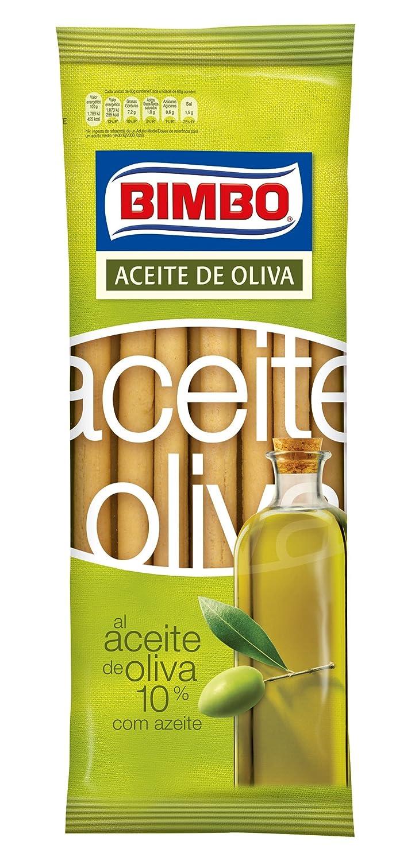 Bimbo Palitos Aceite de Oliva - 60 gr