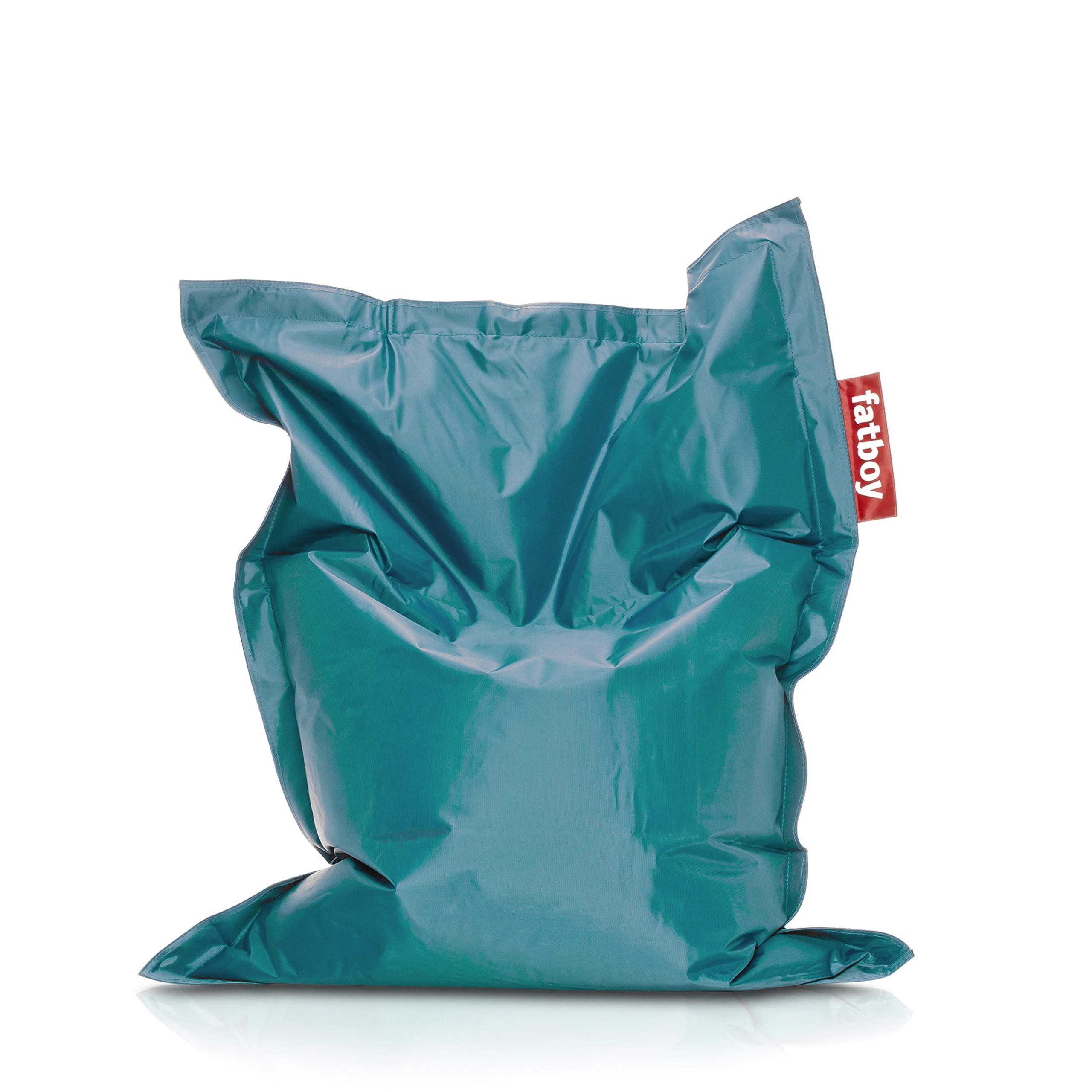 Fatboy USA Original Slim Bean Bag Chair, Turquoise by Fatboy USA