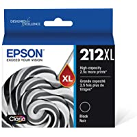 Epson High Capacity Black Ink Cartridge