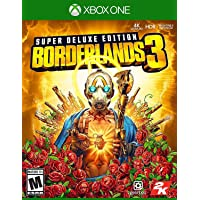 Borderlands 3 Super Deluxe Edition Xbox One - Special Edition - Xbox One