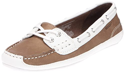 Sebago Bala, Mocasines para Mujer, Marrón (Beach Bronze/White), 37 EU: Amazon.es: Zapatos y complementos