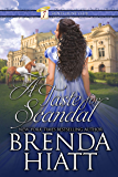 A Taste for Scandal (The Seven Saints Hunt Club Book 3)