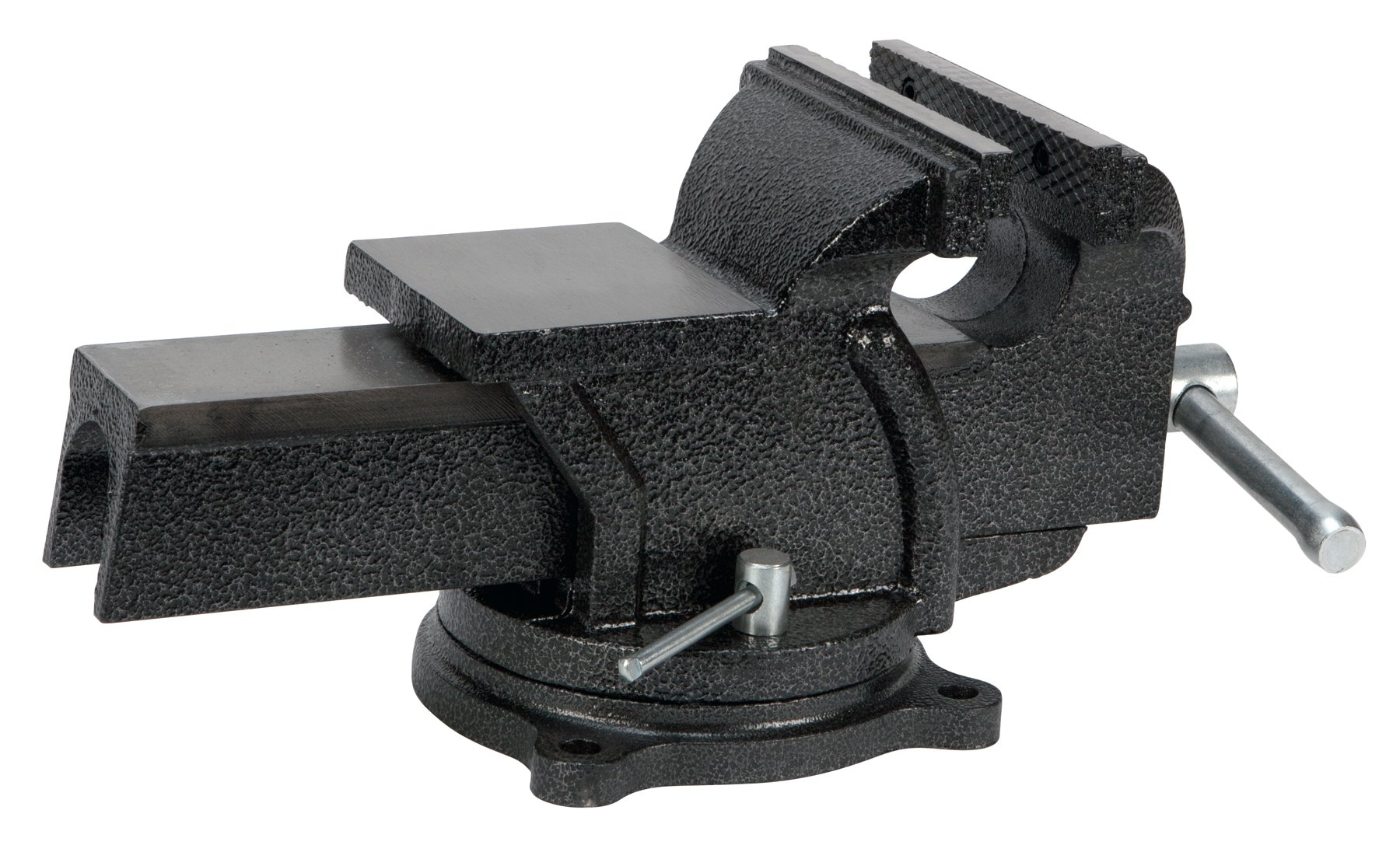 Performance Tool MV6 Hammer Tough 6-Inch Machinist Vise